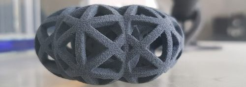 Additive manufacturing for special requirements